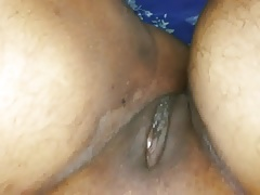 Wringing wet  indian pussy