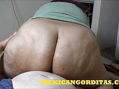 MEXICANGORDITAS.COM SABINA CREAMPIE 2