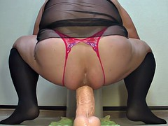 riding monster pink dildo addiction 64 December-23-2014
