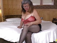 LatinChili Seductive Adult Kickshaw Solo Masturbation