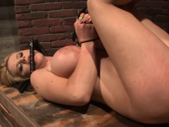 Busty submissive pussytoyed and estimated fucked