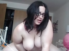 SOLO Order WITH A HOT HAIRY PUSSY BBW Increased by HER Bauble